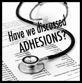 Adhesionsdiscussion